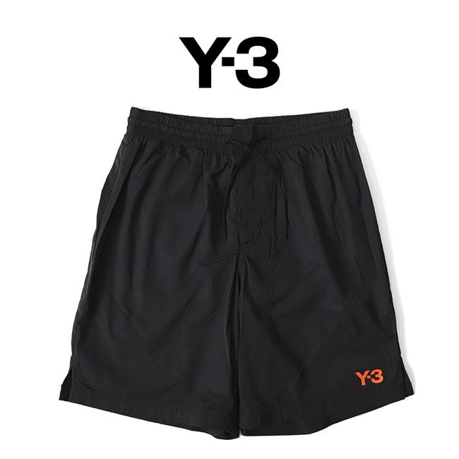 Y-3 ワイスリー ロゴ スウィムショーツ FN5715 海パン ショートパンツ 水着 (メンズ)