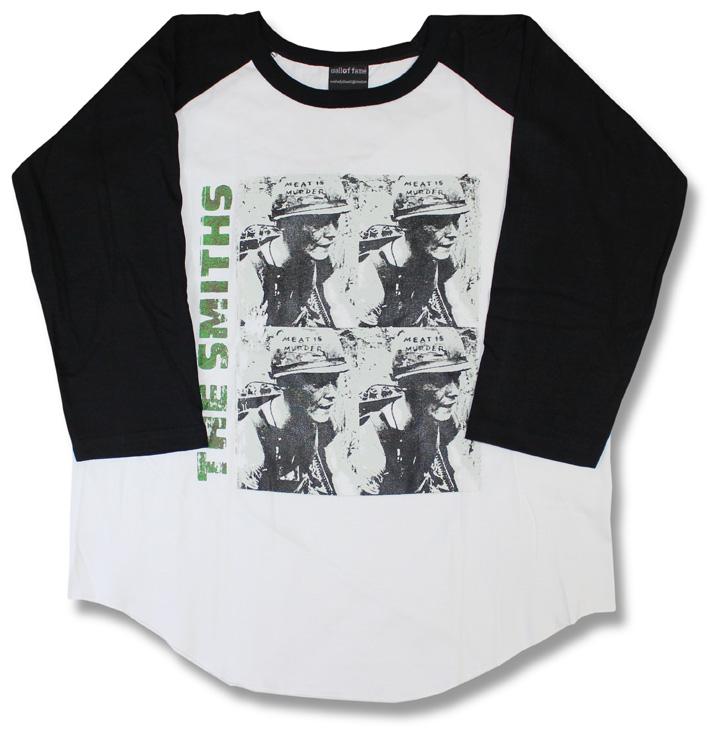 Morrissey The Smiths Raglan T-Shirt Mens Womens Ladies