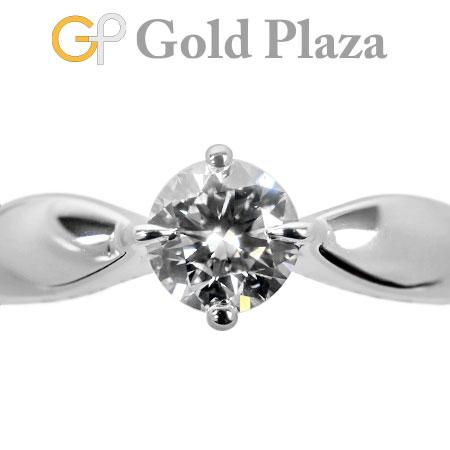 ブルガリ BVLGARI ソリテール ダイヤモンド 0.31ct(G/VS2/EX/NONE) リング Pt950 4.9g #10.5 デディカータ ア ヴェネチア トルチェッロ ソリティア【中古】