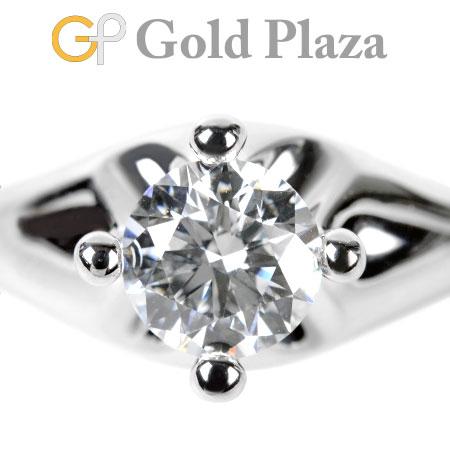 ブルガリ BVLGARI CORONA(コロナ) ダイヤモンド 0.56ct(G/VS1/EX/NONE) ソリテール リング Pt950 #7.5 新品仕上げ済【中古】