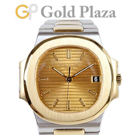 パテックフィリップ PATEK PHILIPPE ノーチラス 3800/1JA 001 自動巻き メンズ 腕時計【中古】
