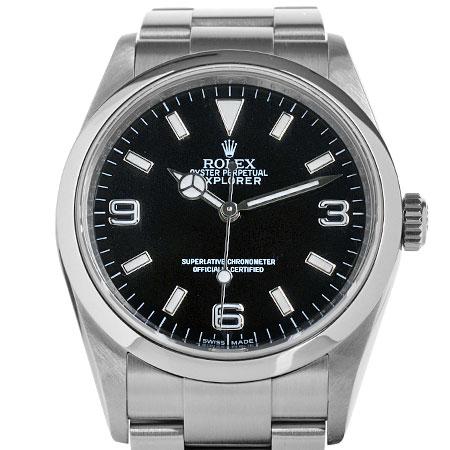 ロレックス ROLEX エクスプローラー1 114270 V番 メンズ 腕時計 自動巻き SS【中古】