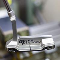 【あす楽】ゴールドファクトリー Gold's Factory GF00A GSS(#3479)【ゴルフ】【送料無料】【パター】