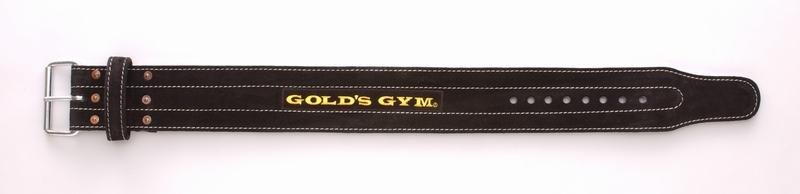 【公式サイト】GOLD'S GYM ゴールドジム パワーベルト(シングルピン) G3351 Lサイズ | トレーングベルト ベルト トレーニング 筋トレ レザーベルト トレーニング用品 ウエイトトレーニングベルト ウエイトトレーニング ウエイトベルト ウェイトトレーニング