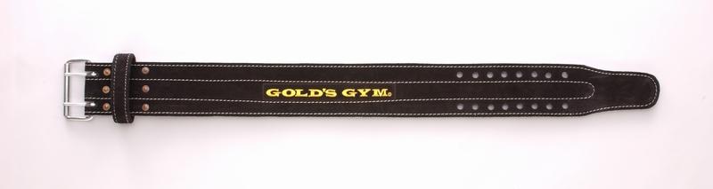GOLD'S GYM(ゴールドジム)パワーベルト(ダブルピン) G3352 Mサイズ