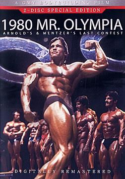 ボディビル大会DVDMR. OLYMPIA(ミスターオリンピアミスターオリンピア1980