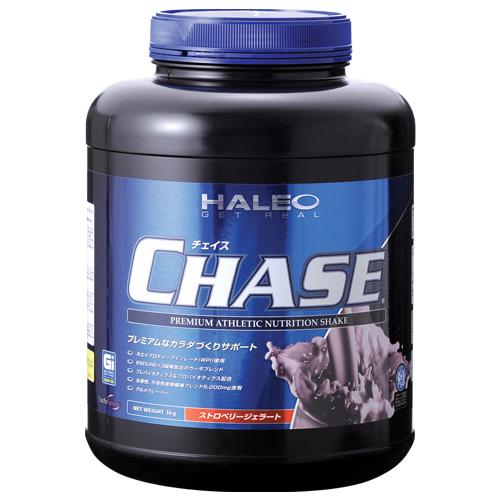 【グルメフレーバー】HALEO(ハレオ)CHASE(チェイス) ストロベリージェラート味 3kg