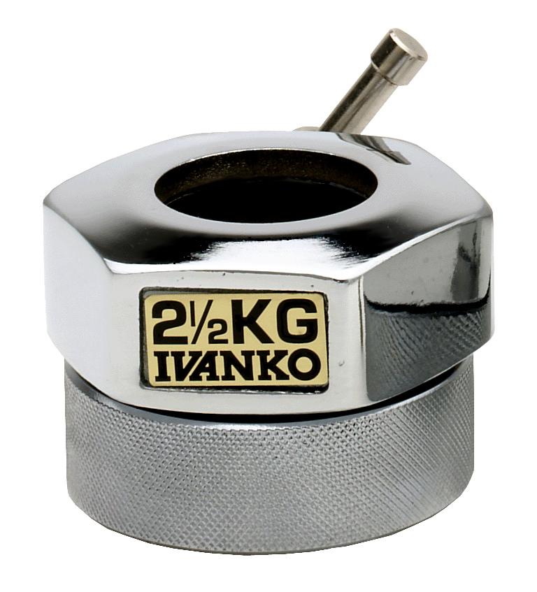 IVANKO(イヴァンコ)社製オリンピックスタンダードカラー φ50mm専用COC-2.5(ペア)