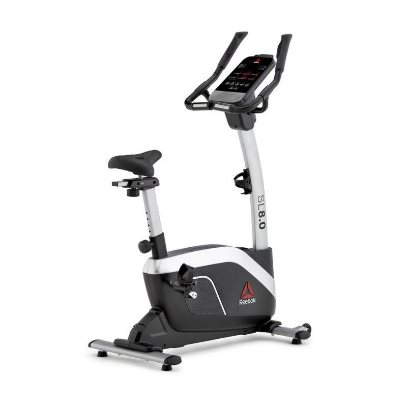 Reebok リーボック SL8.0 バイク RVSL-10801【代引不可】 | フィットネスバイク エアロバイク トレーニング 家庭用 筋トレ 有酸素運動