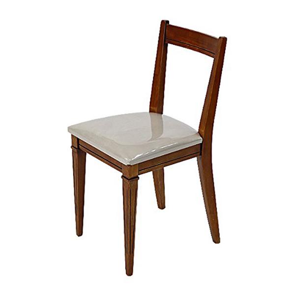 送料無料 新品 高級ホテル仕様 チェア 背もたれ付き 完成品 単品 ダイニングチェア デスクチェア 組立不要 チェアー 椅子 いす イス ラバーウッド 木製 5023