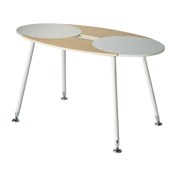 送料無料 新品 ミーティングテーブル オフィステーブル 会議テーブル パソコンデスク