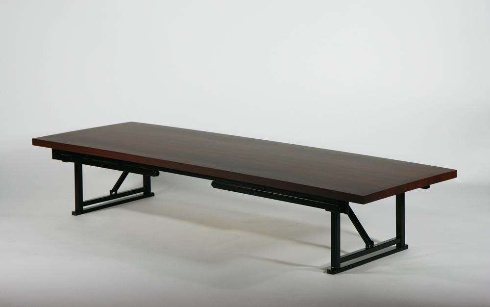 送料無料 新品 折畳み 180x60x33~70cm 高脚 座卓・両用タイプ 会議テーブル 会議用テーブル 7649nb