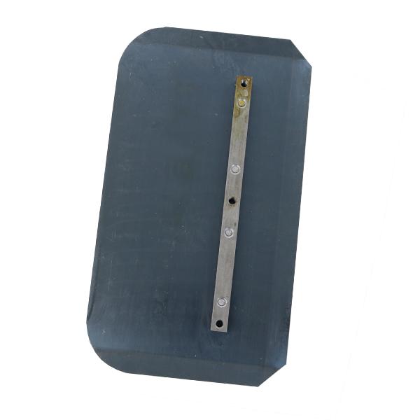 パワートロウェル用スーパーブルーコンビネーションブレード 4枚セット 約W355×約D200×約H2mm ネジ穴径約6.6mm 刃厚約2mm ブレード 羽根 トロウェル トロウェル用 均し 仕上げ フィニッシュ 共用 兼用 替え刃 替刃 交換 送料無料 ptrowelsc14blade