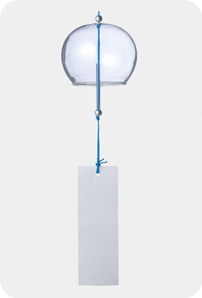 風鈴 絵付け ガラス風鈴(絵付け用)涼しげなガラス風鈴絵付け・デザイン可能 30個セット販売