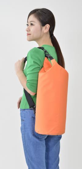 防水バッグ 災害時に役立つ給水バッグ ウォーターバッグ10L 36個セット販売