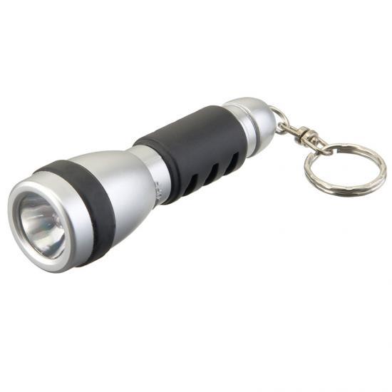新ハンディLEDライト 小さくても明るいLEDライト キーホルダー付き 120個セット販売