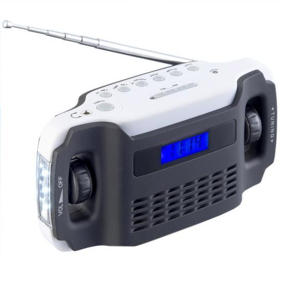 多機能防災ラジオライト スマホ充電機能付き 多機能ラジオ・ライト 36個セット販売