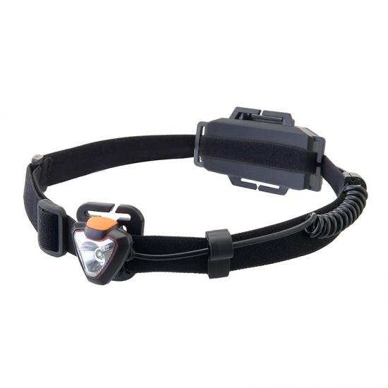 防災グッズ 強力ヘッドライト 非常に明るいヘッドライトです 強・弱・点灯切り替え 生活防水