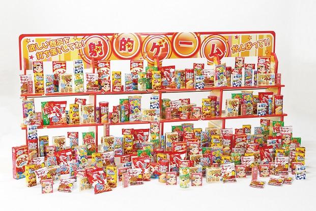 ジャンボ射的大会用お菓子景品100個 ※景品のみの販売本体は別売りです【代引き不可商品】