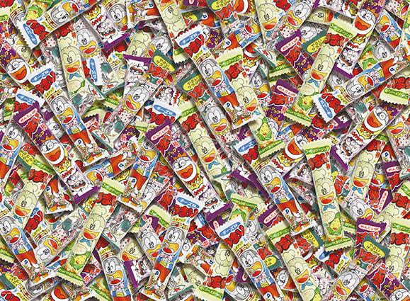 うまい棒プレゼント 抽選 サイコロ出た目の数だけプレゼントうまい棒(約35人用)【代引き不可商品】