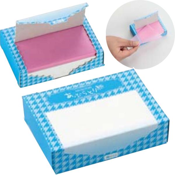 あぶらとり紙(250枚入)BOX 100個セット販売 総付け景品 ノベルティ 販促品 ギフト 贈呈 記念品