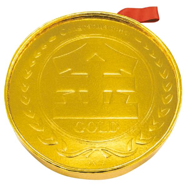 金メダルティッシュ10W 100個セット販売 先端のリボンを引き出して首から下げられます 【代引き不可商品】