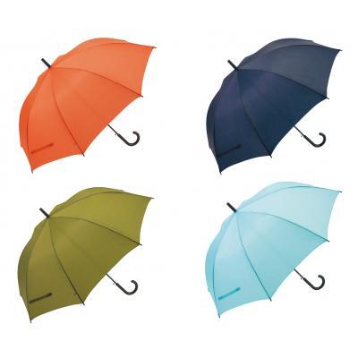 シンプルカラービッグジャンプ傘 男女兼用で使えるカラバリが魅力 36本セット販売 【名入れ可能商品】