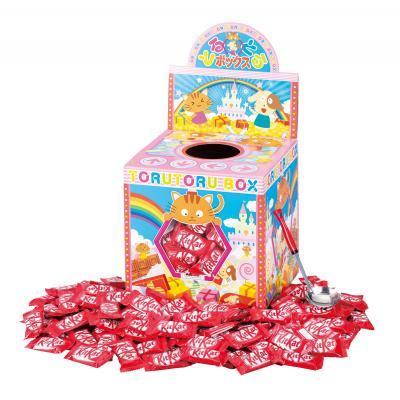 バレンタイン チョコ すくいどり キットカットすくいどり100人用 一回で約1~2個すくえます 【代引き不可商品】