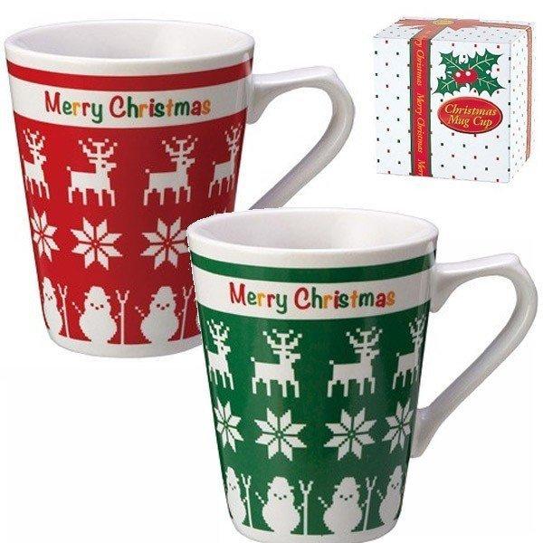 クリスマス景品 マグカップ クリスマス・マグカップ(1個入) 80個セット販売