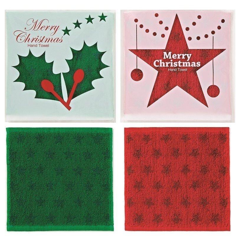 クリスマス ハンドタオル スタードット 200枚セット販売 クリスマス プレゼント クリスマス X'mas ハンドタオル 景品 スタードット ノベルティ, 具志川市:f9f4b88b --- rods.org.uk