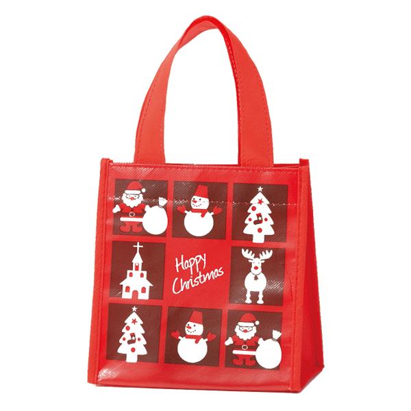 クリスマス 景品 クリスマスギフトバッグ 100個セット販売 子供会・町内会・小売店用景品に最適