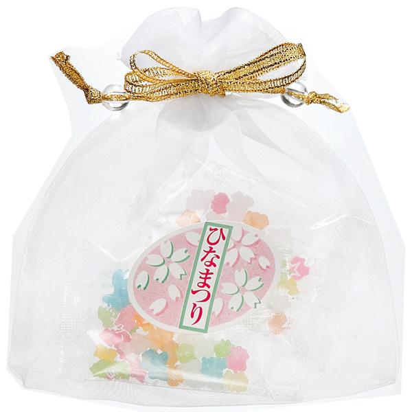 ひな祭り ひなまつりスウィートパック(金平糖3包入り) 100個セット販売 雛祭り・桃の節句景品・女の子の日