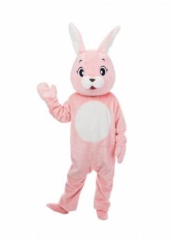 うさぎ着ぐるみ ウサギのラビちゃん 本格的動物着ぐるみ イースター販促に イースターバニー