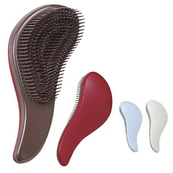 ツヤサラヘアブラシ 濡れ髪OKのヘアケアブラシ 120個セット販売