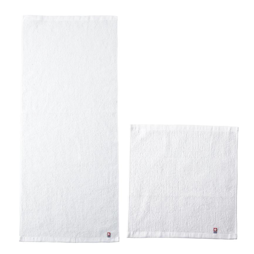 今治白なみ 木箱入りタオルセット 細い糸を使い、軽さと吸水性、速乾性に優れたこだわり 日本製 20枚セット販売