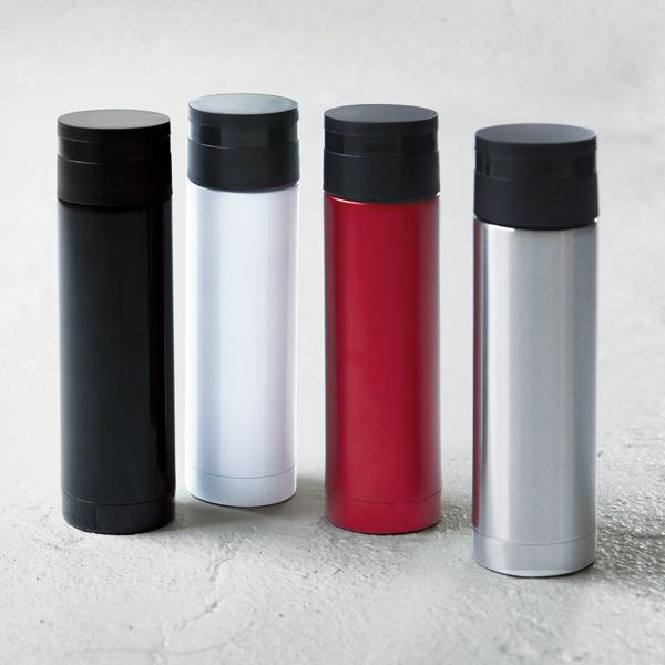 真空ステンレスマグボトル300ml 色指定可能 48個セット販売 名入れ可能