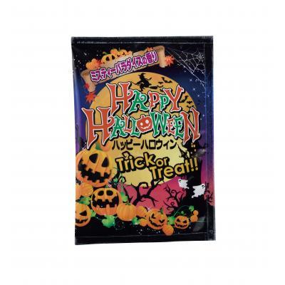 ハロウィン 粉体入浴料ハッピーハロウィン20g 楽しいバスタイムを演出する、ハロウィンパッケージの入浴料 800個セット販売