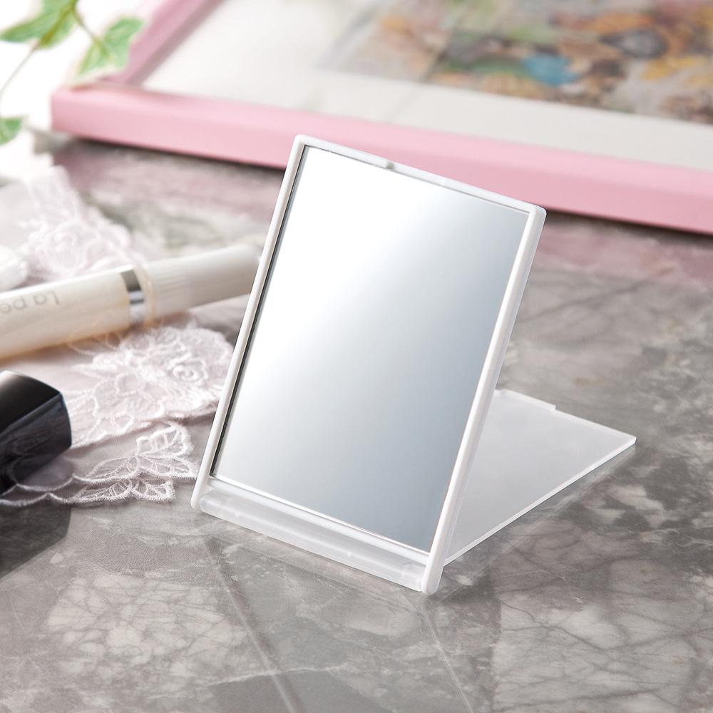 UVチェックミラー 内祝い 紫外線の状態をチェック 低廉 100個セット販売 紫外線があたるとカバーがピンク色に変化 手鏡 日焼け対策グッズ