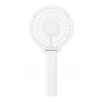 扇風機 携帯用 2WAYハンディーファン シンプル&スタイリッシュなMY扇風機!お出かけでも、デスクでも 80個セット販売