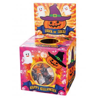 ハロウィン お菓子景品 ハロウィンキッズ キャンディつかみ取りセット100人用 【代引き不可商品】