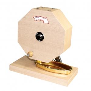 ラッキー抽選器 500球用 ※抽選球は別売り 金型鋳造により見た目も美しくドラム本体が外れないように改造・安全性が高まりました