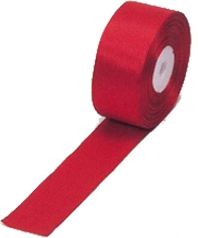 【イベント盛り上げグッズ 式典用品】 式典用 リボンテープ テープカット用リボン 赤 幅36mm 長さ29m 5個セット販売