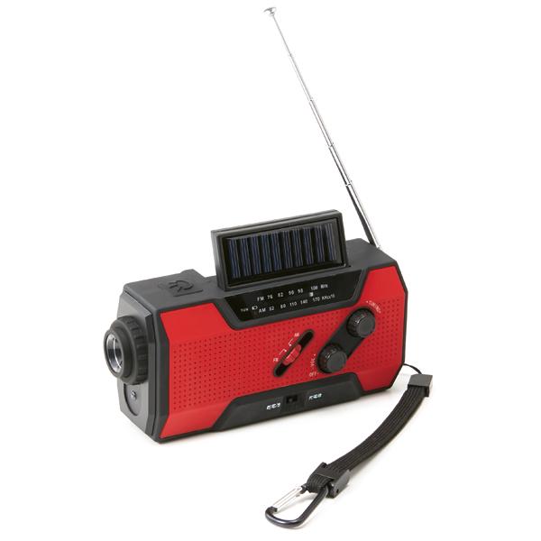 ソーラーAMFMラジオライト 本体へは手回し・ソーラー・USBでの3通りの充電が可能 災害時に頼れる1台 6台セット販売, sarasa design store:38909cae --- odigitria-palekh.ru