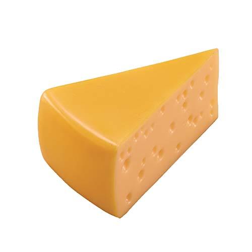 食品サンプル 果物装飾 90mmチェダーチーズ 6個セット販売