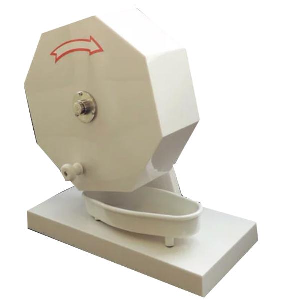【イベント用抽選機ガラポン プラスチックガラポン】  抽選機 ガラポン抽選器300球用 福引きポン (専用抽選球300個付き) 玉が詰まりにくいABS製