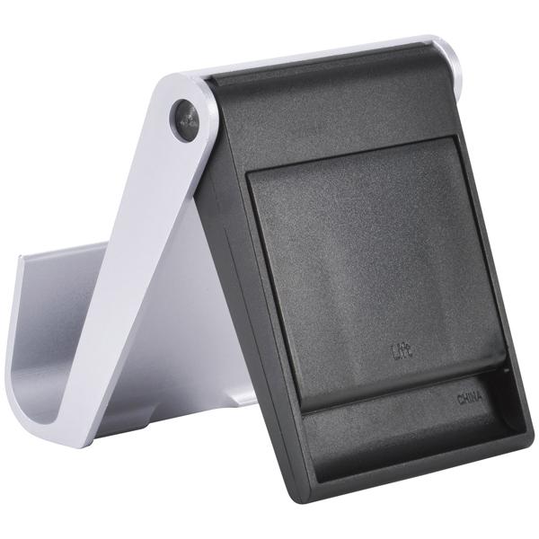 モバイル スタンド&クリーナー 折り畳みスタンド式 クリーナー内蔵 240個セット販売