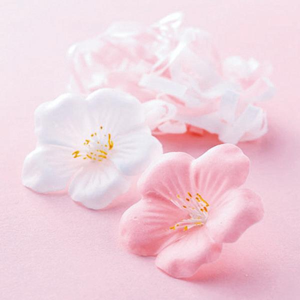 フラワーソープ さくら 桜フラワーソープ 優しい香りがただよう、綺麗なペーパーソープ 144個セット販売