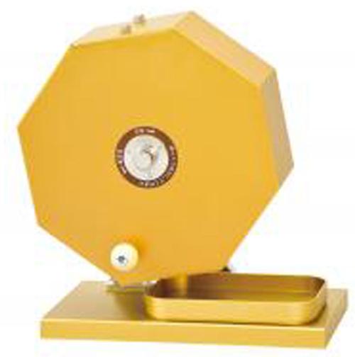 抽選機 金のガラポン抽500 EKIG50 注目度抜群 輝くゴールドのガラポン抽選器です
