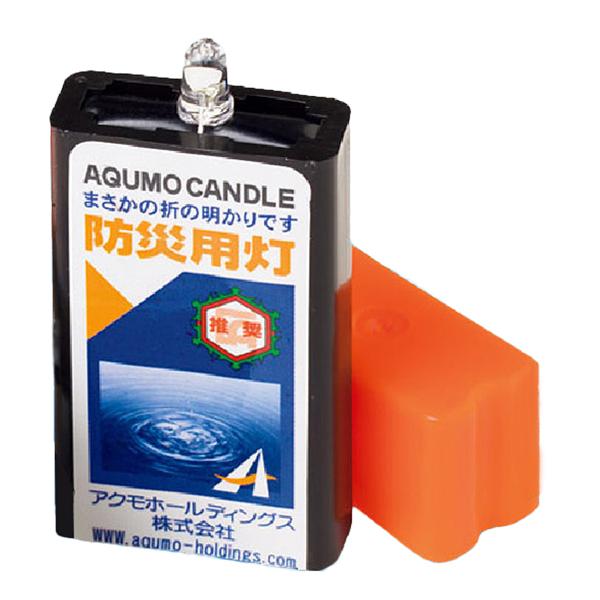 ナカガワ アクモキャンドル 168時間連続点灯 AQB-41-1W 30個セット販売