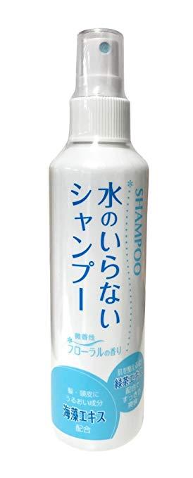 水のいらないシャンプー どこでも水なしで簡単に頭と頭皮のニオイや汚れをふきとれます 髪と頭皮にやさしい天然ヤシ油由来のアミノ酸系洗浄成分配合 30本セット販売